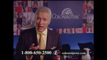 Colonial Penn TV Spot, 'Rate Lock Guaranteed' Featuring Alex Trebek