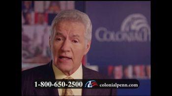 Colonial Penn TV Spot, 'Rate Lock Guaranteed' Featuring Alex Trebek - Thumbnail 3