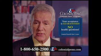 Colonial Penn TV Spot, 'Rate Lock Guaranteed' Featuring Alex Trebek - Thumbnail 6