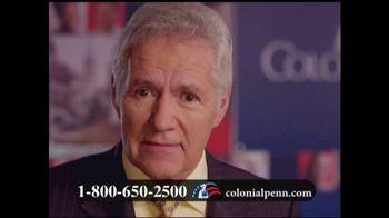 Colonial Penn TV Spot, 'Rate Lock Guaranteed' Featuring Alex Trebek - Thumbnail 8