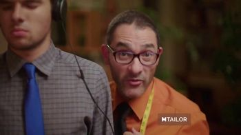 MTailor App TV Spot, 'Confessions of a Tailor'