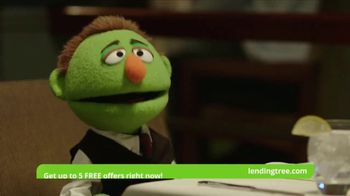 LendingTree App TV Spot, 'Buy Me Dinner'