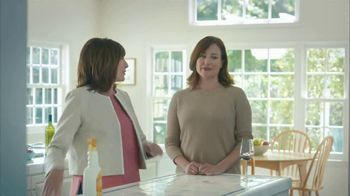 Clorox Cleaner + Bleach TV Spot, 'On Kitchen Stains' Featuring Nora Dunn - Thumbnail 6