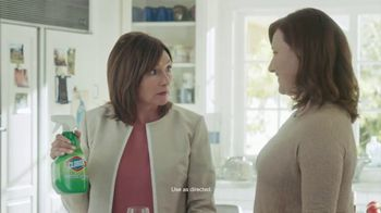 Clorox Cleaner + Bleach TV Spot, 'On Kitchen Stains' Featuring Nora Dunn - Thumbnail 8