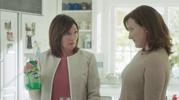 Clorox Cleaner + Bleach TV Spot, 'On Kitchen Stains' Featuring Nora Dunn - Thumbnail 9