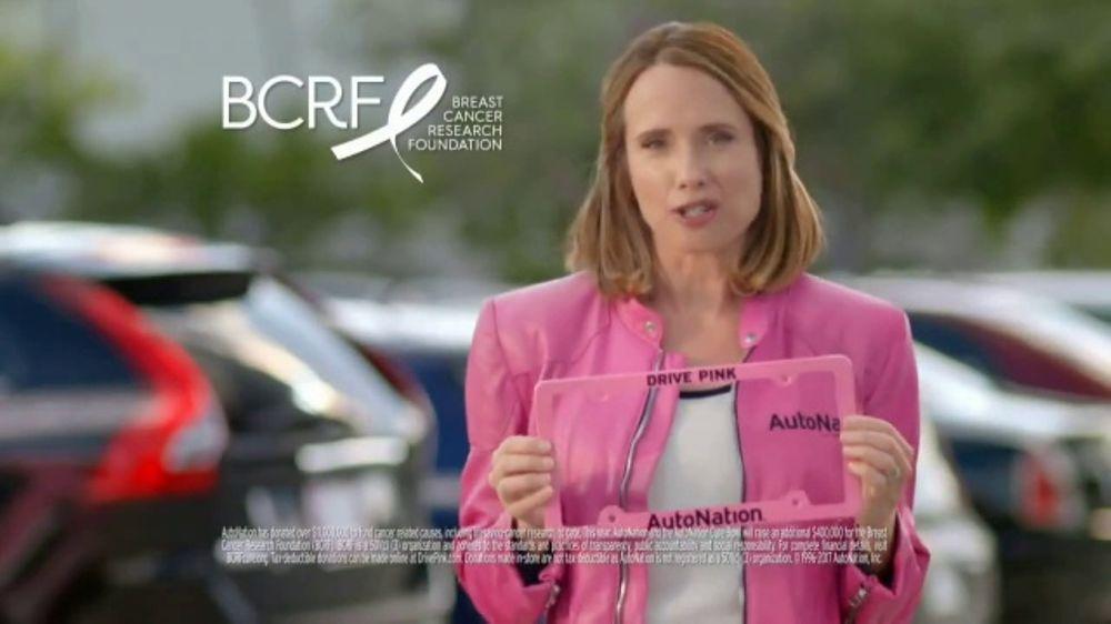 AutoNation Honda TV Commercial, 'Drive Pink: 2017 Honda ...