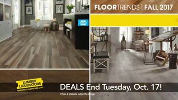 Lumber Liquidators TV Spot, 'Fall Flooring Trends: Cypress & Maple' - Thumbnail 6