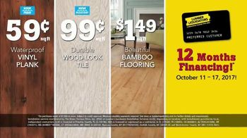 Lumber Liquidators TV Spot, 'Fall Flooring Trends: Cypress & Maple' - Thumbnail 7