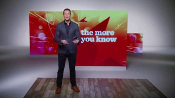 The More You Know TV Spot, 'Cyber Bullying With Filters' Ft. Thomas Roberts - Thumbnail 4