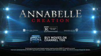 DIRECTV Cinema TV Spot, 'Annabelle: Creation' - Thumbnail 8
