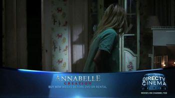 DIRECTV Cinema TV Spot, 'Annabelle: Creation' - Thumbnail 2