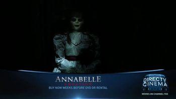 DIRECTV Cinema TV Spot, 'Annabelle: Creation' - Thumbnail 3