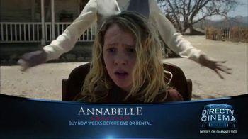 DIRECTV Cinema TV Spot, 'Annabelle: Creation'