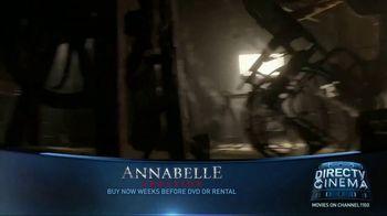DIRECTV Cinema TV Spot, 'Annabelle: Creation' - Thumbnail 5