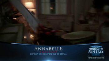 DIRECTV Cinema TV Spot, 'Annabelle: Creation' - Thumbnail 6