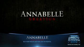 DIRECTV Cinema TV Spot, 'Annabelle: Creation' - Thumbnail 7