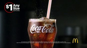 McDonald's $1 Any Size Soft Drinks TV Spot, 'Happy Dance' - Thumbnail 6