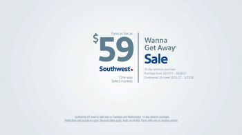 Southwest Airlines Wanna Get Away Sale TV Spot, 'Noblest Lady' - Thumbnail 4