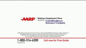 UnitedHealthcare AARP Medicare Supplement Plans TV Spot, 'We Can Help' - Thumbnail 5