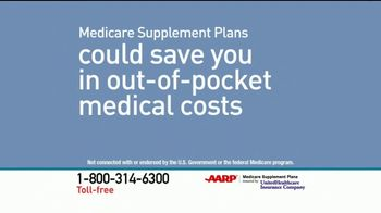 UnitedHealthcare AARP Medicare Supplement Plans TV Spot, 'We Can Help' - Thumbnail 6