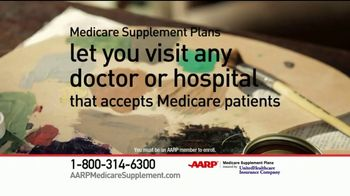 UnitedHealthcare AARP Medicare Supplement Plans TV Spot, 'We Can Help' - Thumbnail 8