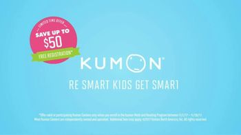 Kumon TV Spot, 'Christine: Enroll Now' - Thumbnail 9