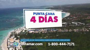 Costamar Travel TV Spot, 'No se acaban las vacaciones' [Spanish] - Thumbnail 2