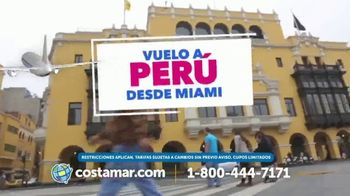 Costamar Travel TV Spot, 'No se acaban las vacaciones' [Spanish] - Thumbnail 5