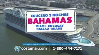 Costamar Travel TV Spot, 'No se acaban las vacaciones' [Spanish] - Thumbnail 7