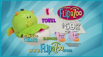 FlipaZoo Combo TV Spot, 'Slippers, Towel and Bean Bag Chair' - Thumbnail 8
