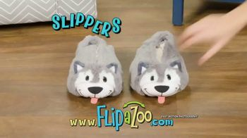 FlipaZoo Combo TV Spot, 'Slippers, Towel and Bean Bag Chair' - Thumbnail 3
