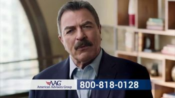AAG Reverse Mortgage TV Spot, 'Why Not Use It' Featuring Tom Selleck - Thumbnail 7