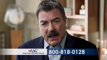 AAG Reverse Mortgage TV Spot, 'Why Not Use It' Featuring Tom Selleck
