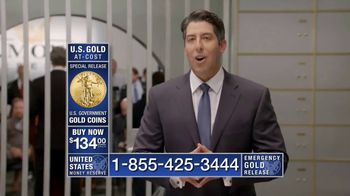 U.S. Money Reserve TV Spot, 'Limited Supply, At-Cost Gold Coins' - Thumbnail 4