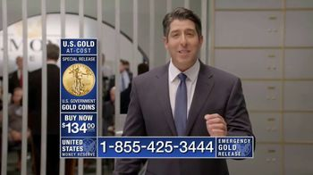 U.S. Money Reserve TV Spot, 'Limited Supply, At-Cost Gold Coins' - Thumbnail 5