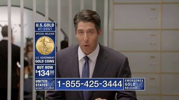 U.S. Money Reserve TV Spot, 'Limited Supply, At-Cost Gold Coins' - Thumbnail 6