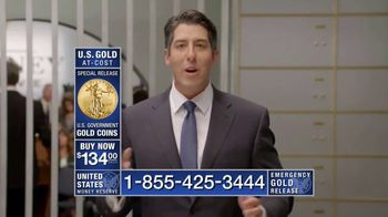 U.S. Money Reserve TV Spot, 'Limited Supply, At-Cost Gold Coins' - Thumbnail 7