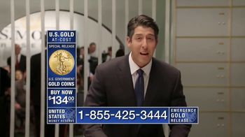 U.S. Money Reserve TV Spot, 'Limited Supply, At-Cost Gold Coins' - Thumbnail 9