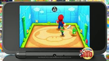 Mario Party: The Top 100 TV Spot, 'Mario and Friends' - Thumbnail 2