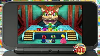 Mario Party: The Top 100 TV Spot, 'Mario and Friends' - 367 commercial airings