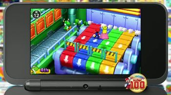 Mario Party: The Top 100 TV Spot, 'Mario and Friends' - Thumbnail 5