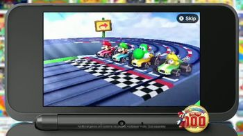 Mario Party: The Top 100 TV Spot, 'Mario and Friends' - Thumbnail 7