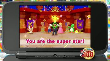 Mario Party: The Top 100 TV Spot, 'Mario and Friends' - Thumbnail 8
