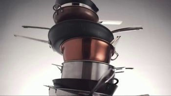 Calphalon Premier Space Saving Cookware TV Spot, 'Stacking' - Thumbnail 1