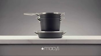 Calphalon Premier Space Saving Cookware TV Spot, 'Stacking' - Thumbnail 9