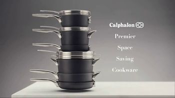 Calphalon Premier Space Saving Cookware TV Spot, \'Stacking\'