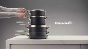 Calphalon Premier Space Saving Cookware TV Spot, 'Stacking' - Thumbnail 5
