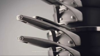 Calphalon Premier Space Saving Cookware TV Spot, 'Stacking' - Thumbnail 6