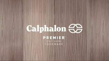 Calphalon Premier Space Saving Cookware TV Spot, 'Stacking' - Thumbnail 8