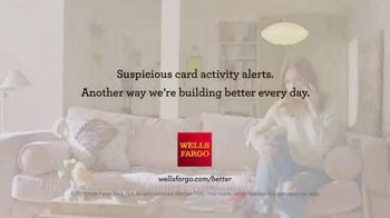 Wells Fargo App TV Spot, 'Suspicious Card Activity Alerts: Cat' - Thumbnail 8